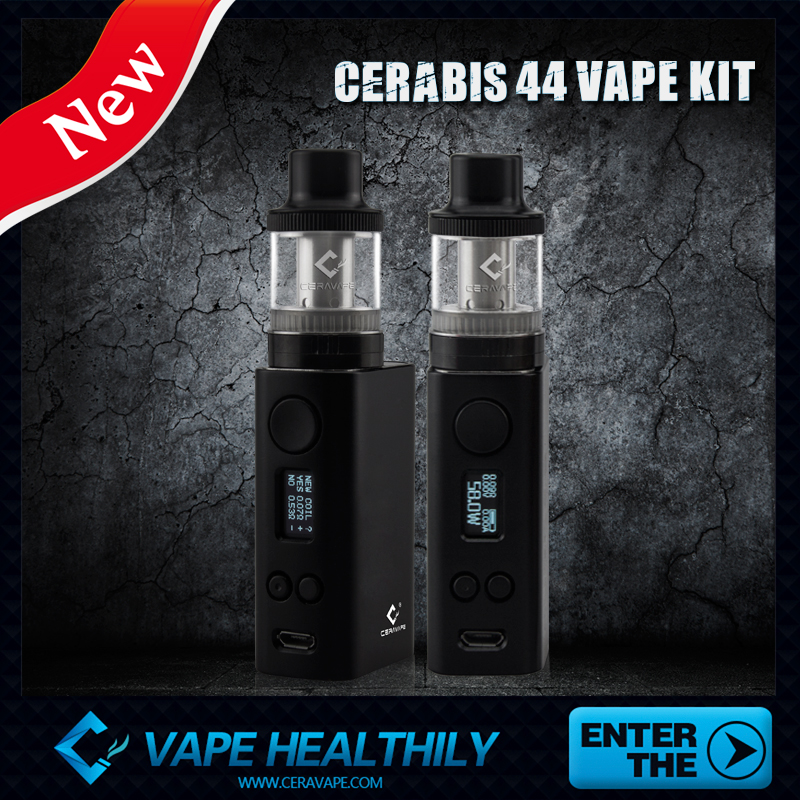 Cerabis 44 vape kit